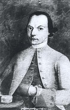 Christian Ferdinand Abele (1742-1801), otec Georga Christopha, se jako protestant při svém sňatku sKatharinou Rosnerovou 28. prosince roku 1780 musil zavázat, že své děti vychová v katolické víře