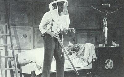 Mnichovskou insenaci své hry Gust (premiéra 1980 vPaříži) se svým blízkým spolupracovníkem Josefem Bierbichlerem v titulní úloze sám také osobně režíroval