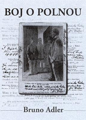 """Obálka českého překladu (1999) jeho knihy """"Kampf um Polna"""" z roku 1934"""