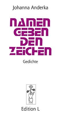 Obálka jiné sbírky jejích básní vnakladatelství Czernik-Verlag vHockenheimu (2007)