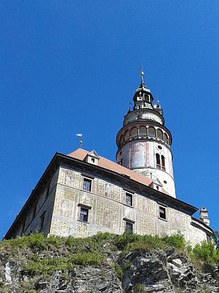 Narodil se jako syn věžného na českokrumlovské zámecké věži