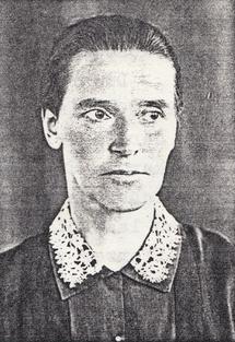 Ještě jednou sestra Anna, která mu byla i farskou hospodyní