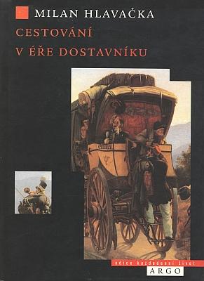 Obálka knihy Milana Hlavačky v edici nakladatelství Argo Každodenní život (1996)