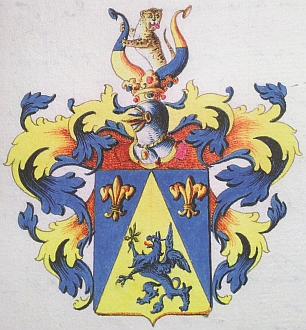 Znak Anbanterů (Anwanterů) z Rozndorfu