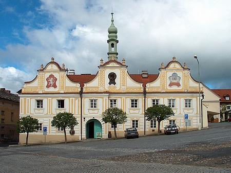 Radnice v Kašperských Horách