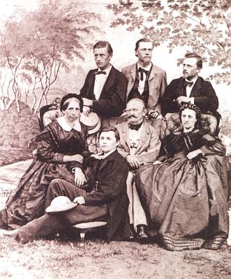Sklářská rodina Ascherlova z Nového Brunstu
