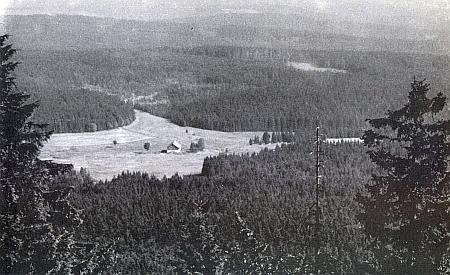 Nový Brunst na snímku z roku 1980