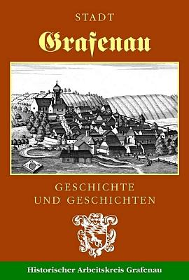Obálka (2011) knihy o městě Grafenau, na níž se podílel, vydané nakladatelstvím Samples Verlag