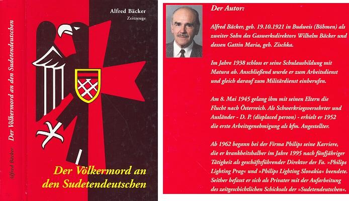 Obálka (2006) jeho zásadní práce vydané nakladatelstvím Kilian Verlag ve Vöcklabrucku