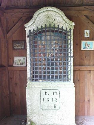 Rosenauerova kaple u Jeleních vrchů, viz i Wladimir Sazyma