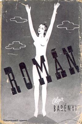 Obálka (1945, Českomoravský kompas) Otto Řepy k jejímu románu Román