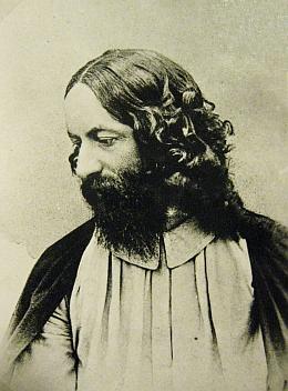 Jeho otec, řídící učitel Johann Bartl, prvý představitel Krista z hořických pašijových her