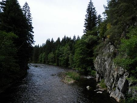 Otava pod Annínem