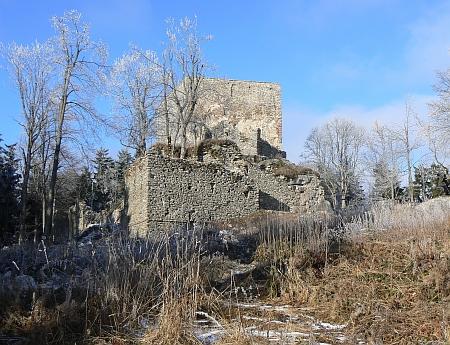 Vítkův Hrádek na Vítkově Kameni