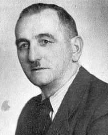 Autorův otec, hostinský a posledníněmecký starosta Hořic na Šumavě Franz Bayer (1898-1963)