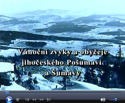 Ještě dva roky před svou smrtí účinkoval i se svou ženou Inge ve filmu Zdeňka Flídra o vánočních zvycích na Šumavě (stopáž vstupů 20:46, 33:09, 01:33:48 a 01:54:55), kde uvidíme hovořit a zpívat i Manfreda Pranghofera (stopáž vstupů 01:07:08, 01:09:22 a 01:47:46) a Heinze Pollaka (stopáž vstupu 40:55)