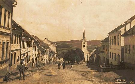 Rodné Hořice na Šumavě