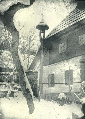 Zvonička v Orlovicích