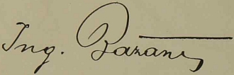 Podpis v kronice vojenských vysloužilců v Rožmberku nad Vltavou