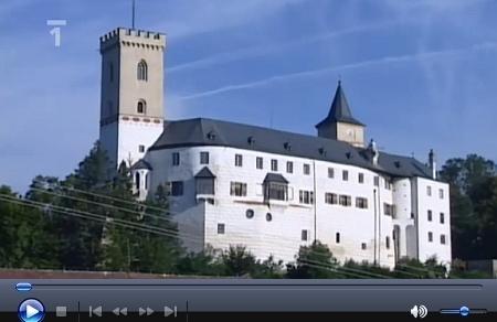 """Reportáž České televize o hradu Rožmberk z pořadu """"Toulavá kamera"""""""