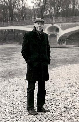Ten most za ním je jakoby symbolem toho, oč usiluje v česko-německých vztazích
