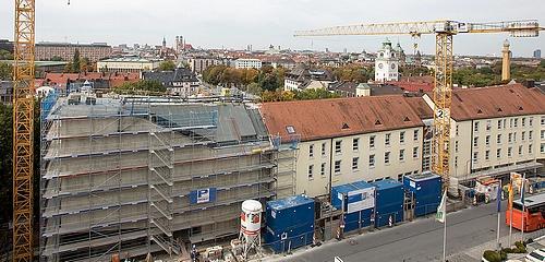 V roce 2020 byla dokončena vedle Sudetoněmeckého domu nová budova Sudetoněmeckého muzea