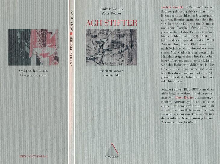Obálka (1992, nakladatelství Al, Mnichov)