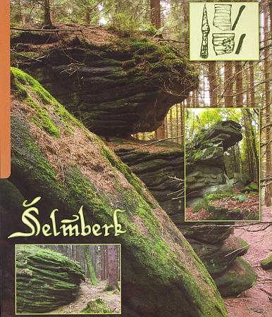 "Nedaleko jeho rodné Lesné stojí lokalita Šelmberk (Schellenberg) se skaliskem, na němž stával stejnojmenný hrad, rozmetaný už za vlády Karla IV a nazývaný místními ""das Alte Schloss"" (viz i mapa, nalevo od Schönwaldu)"