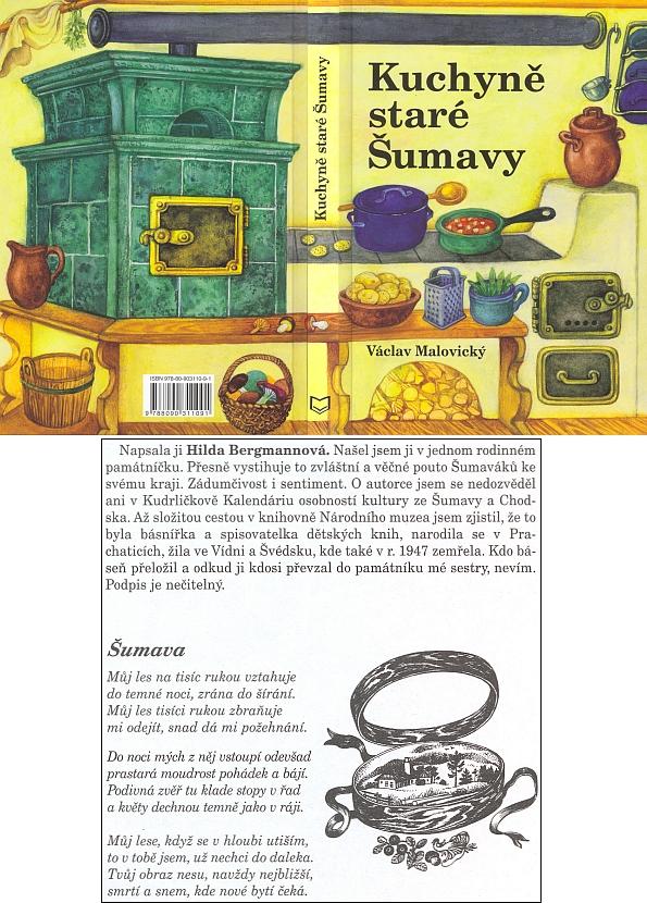 Jak se báseň paní Hildy dostala do české kuchařky