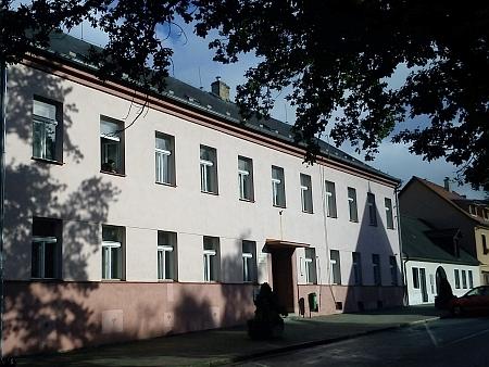Její rodný dům v prachatické Zahradní ulici čp. 101/II.
