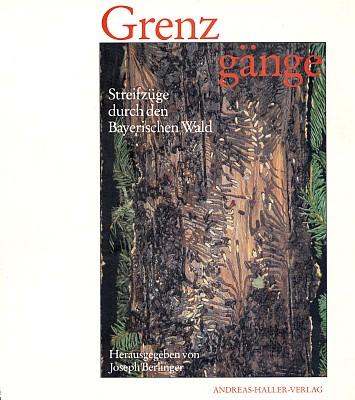Obálka (1994) knihy vydané v Pasově nakladatelstvím Andreas-Haller