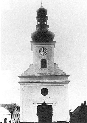 Kaple v Červené