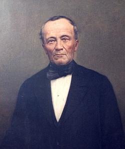 Starosta Českých Budějovic František Josef Klavík