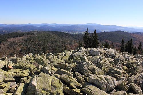 Pohled z Luzného