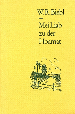 Vazba a úvod jeho knihy (1978), kterou vydalo ve Waldkirchenu nakladatelství Verlag der heimattreuen Böhmerwäldler