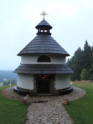 Kaple sv. Antonína na Javorníku