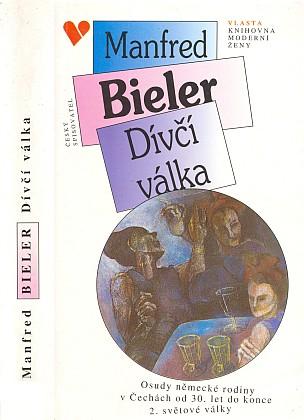 Obálka českého vydání (1993) vydaného nakladatelstvím Český spisovatel v Praze