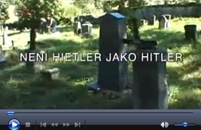"""Na dokumentárním snímku """"Není Hietler jako Hitler"""" (2006) ozaniklém Pohoří na Šumavě spolupracovala i rodina Bierampelova, o """"popravě"""" hostinského Bierampela českými partyzány se tu dovíme ve stopáži 48:19-49:24, uslyšíme a uvidíme tu i konzulenta Wernera Lehnera (stopáž 18:51-20:34), Margarete von Buquoyovou (hrabata zBuquoyů jsou tu označení jako """"Gráfovi"""" z Buquoyů!!!) ve stopáži 50:01-52:13, dále Hermine, roz. Hietlerovou, čtoucí tu i svůj dopis ze září 1946 (stopáž 34:42-36:47), v neposlední řadě pak sem Václav Reischl, narozený roku 1947 veVětřní, který odešel se svou německou ženou Renate v roce 1973 do SRN (do té doby měl trvalé bydliště v Kamenném Újezdě) a je spolu s dcerou Tine tvůrcem filmu, zařadil i vzácné záběry příchodu německého wehrmachtu do Českých Budějovic v roce 1939"""