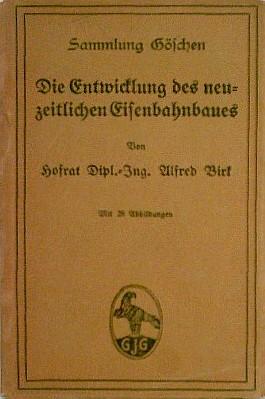 Obálka  (1919) jiné jeho knihy o historii železnice