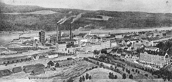 Pečkovský mlýn, kde pracoval její otec jako dílovedoucí, byl kdysi nejmodernější a největší evropskou papírnou