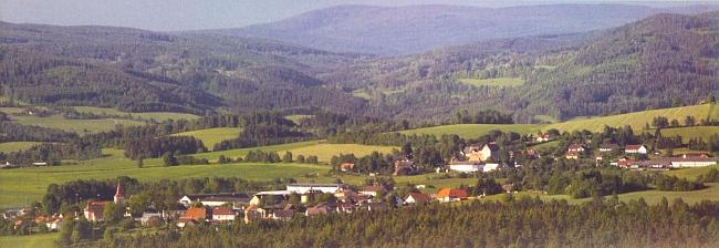 Farnost Lažiště byla česká