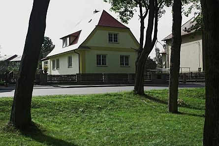 ... a fotografie domu z roku 2006