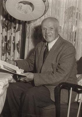 Další fotografie z jeho stáří