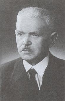 Na snímku z roku 1947