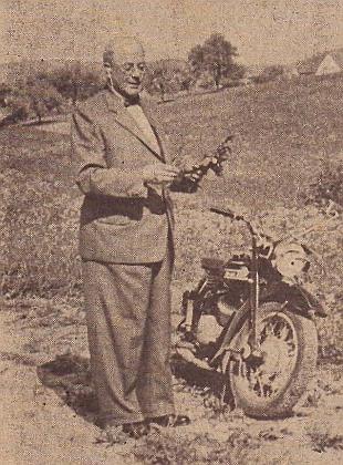 Na snímku Franze Kreipla
