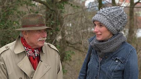 S televizní moderátorkou Annett Segerovou hovoří o svém historickém románu