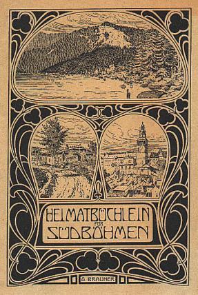 Obálka od Gustava Braunera (1921)