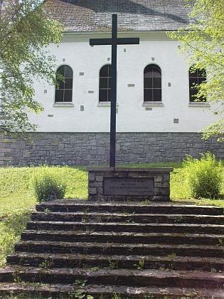 """""""Kaple Šumavanů"""" u Schöneben"""
