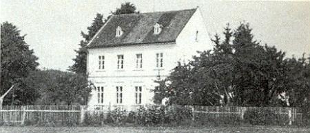 Německá škola ve Velkých Skalinách kdysi...