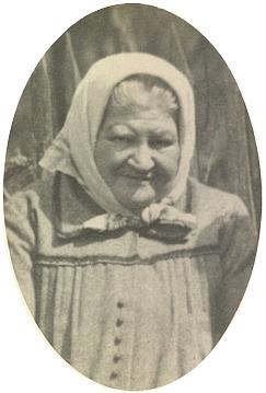 Její maminka Marie Eggerthová, roz. Harantová